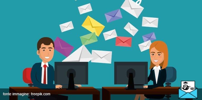 verifica lista indirizzi email