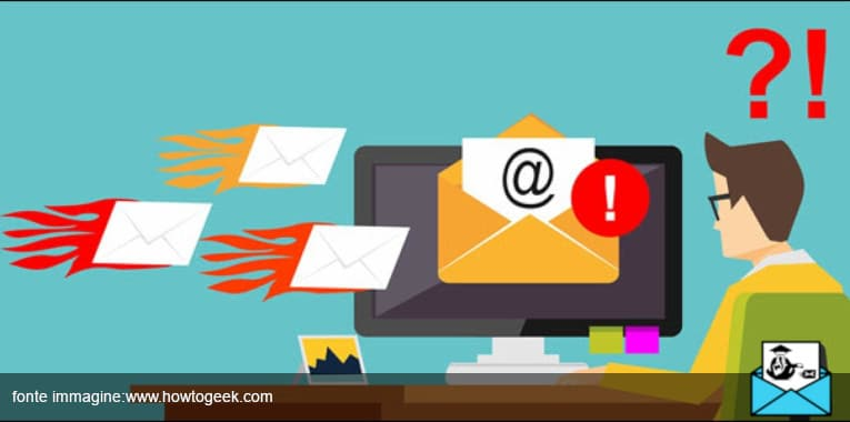 messaggi spam