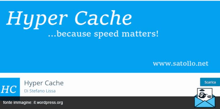 hyper cache wordpress