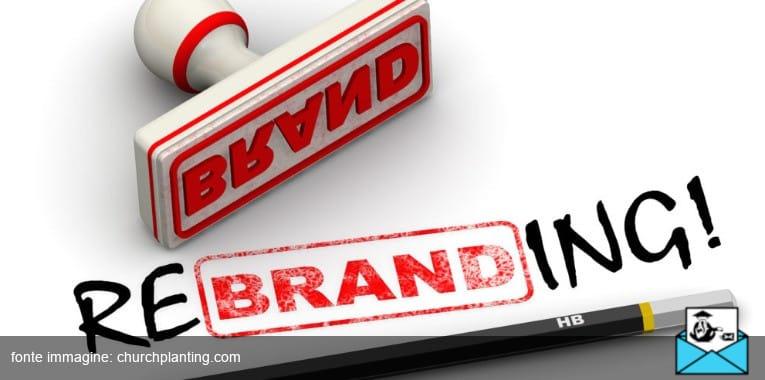 significato rebranding