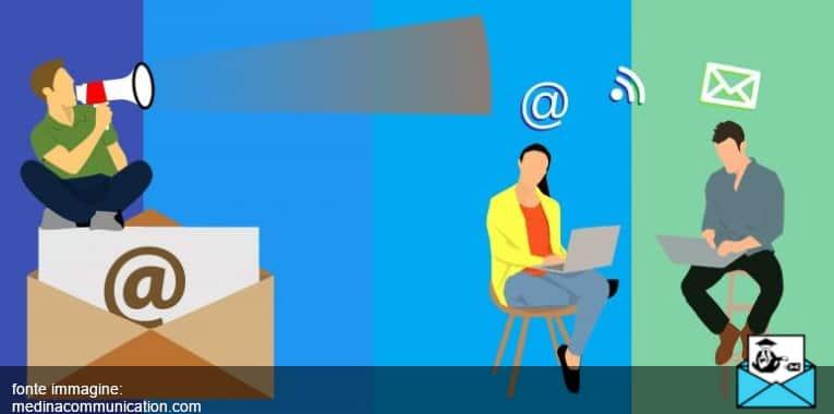 email pubblicitaria