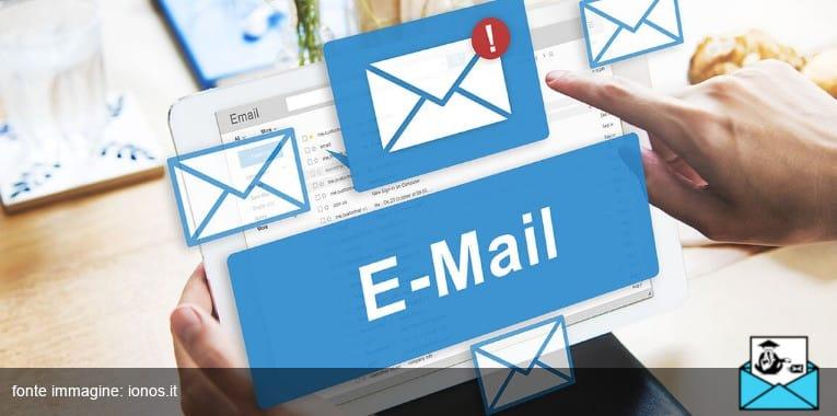 come creare un'email pubblicitaria