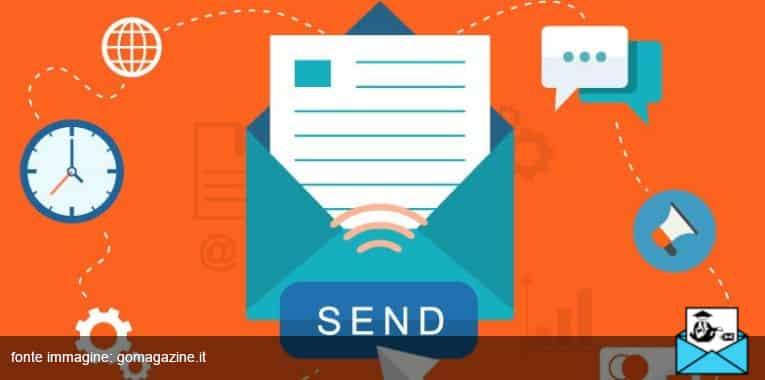 invio newsletter multiple