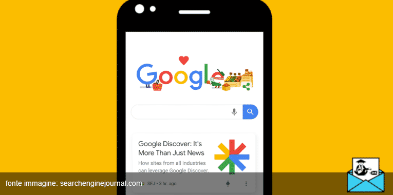google discover